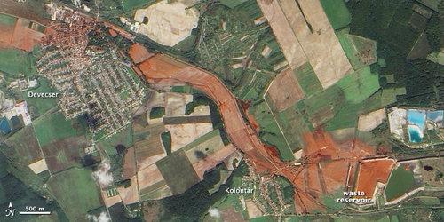 ハンガリーの赤いライン03