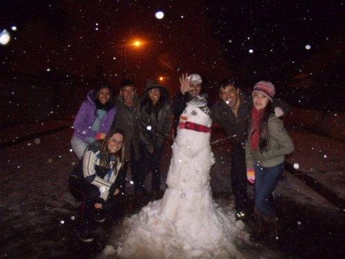 ブラジルに30年ぶりの雪10
