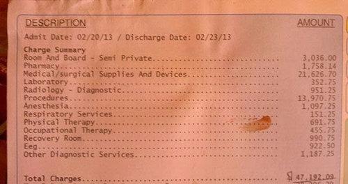 アメリカの医療費14