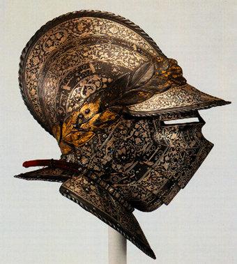 フィリッポ・ネグローリの甲冑16