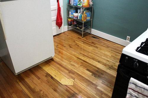 キッチンを44時間で改装14