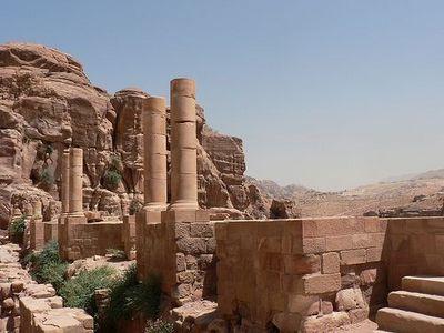 世界遺産ペトラ-ヨルダン07