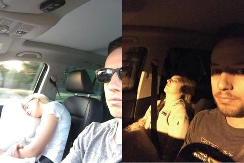 妻と僕の車旅行01