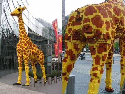 レゴ-キリン
