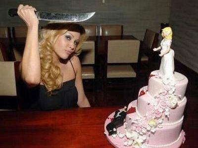 離婚ケーキ00