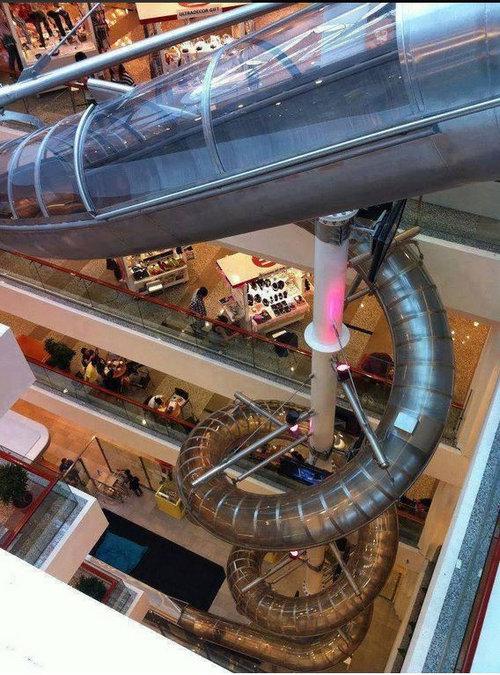 マレーシアのショッピングモール01