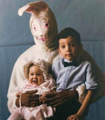 残念なウサギのコスプレ11