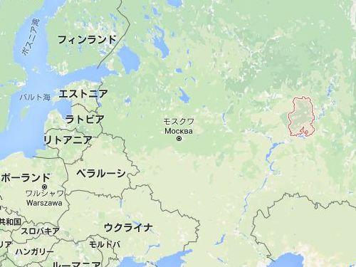 ロシアの廃村01