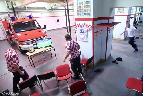 クロアチアの消防士たち05