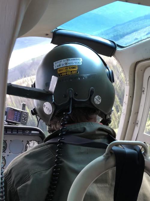 初めてヘリコプターに乗ったら不安になった01