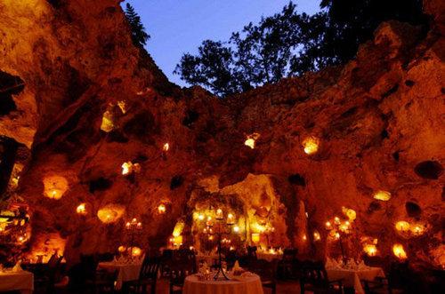 世界の絶景レストラン25
