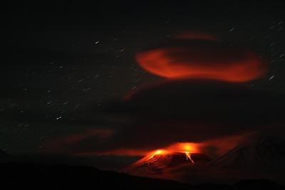 クリュチェフスカヤ火山05