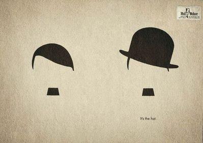 ヒトラーとチャップリン