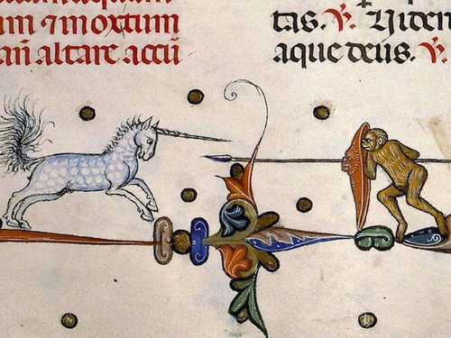 中世の本の挿絵08