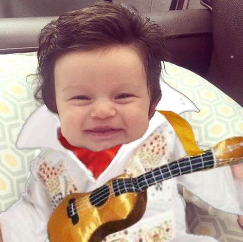 髪がフサフサの赤ちゃん08