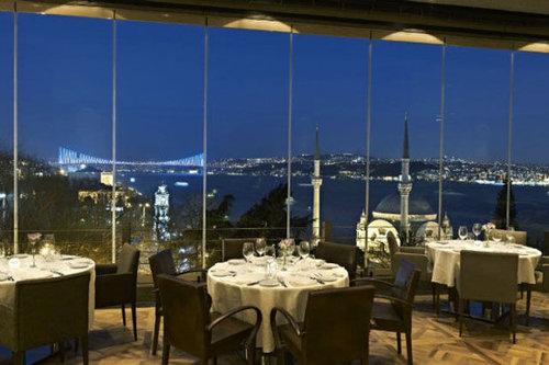 世界の絶景レストラン36