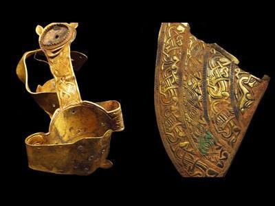 イギリス七王国時代の金銀財宝00
