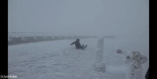 風速50mのワシントン山07
