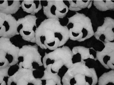 くしゃみパンダ