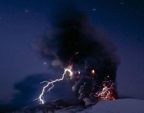 アイスランドの火山15