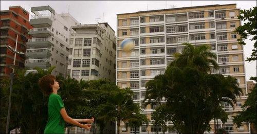 ブラジルの傾いたビル04