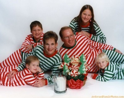 クリスマスの変な写真13