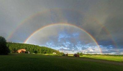 美しい虹09