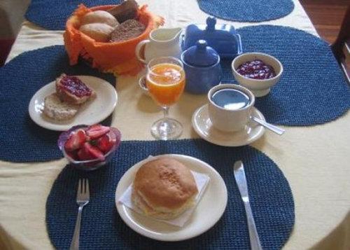 世界の伝統的な朝ごはん05