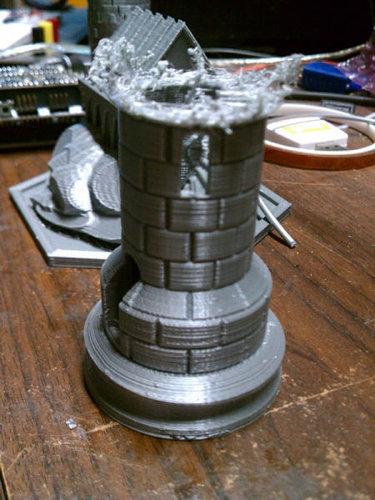 3Dプリンター失敗集19