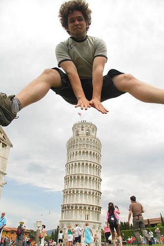 ピサの斜塔11