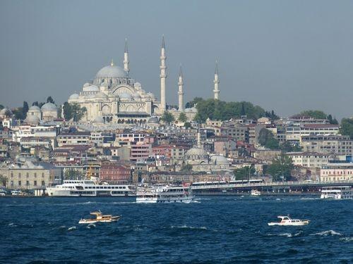 イスタンブールで地元の人00