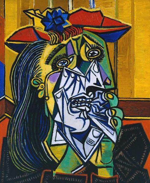 ピカソの肖像画のモデル09