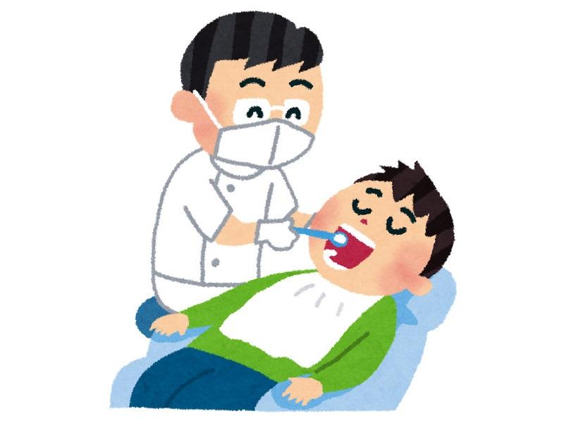 「スペイン語の国の歯医者に行ったら…壁を見てクスッとなった」微笑ましい光景