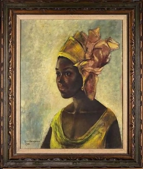 Google検索したらアフリカの巨匠の作品だった01