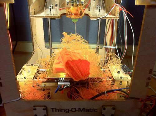 3Dプリンター失敗集15