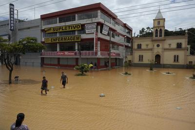 ブラジル洪水04