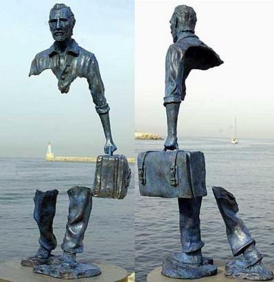 フランス人彫刻家ブルーノ・カタラーノ01