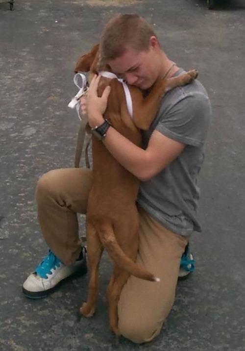 愛犬と初めて出会った日11