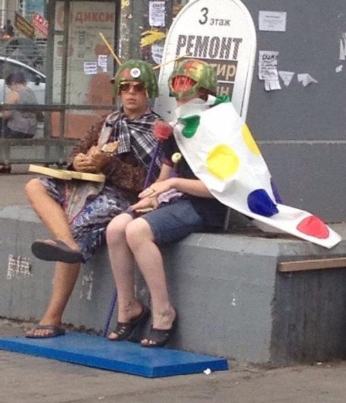 ロシアのファッション19