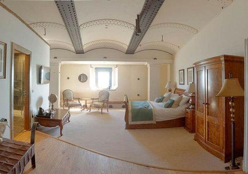 イギリスの要塞ホテル09
