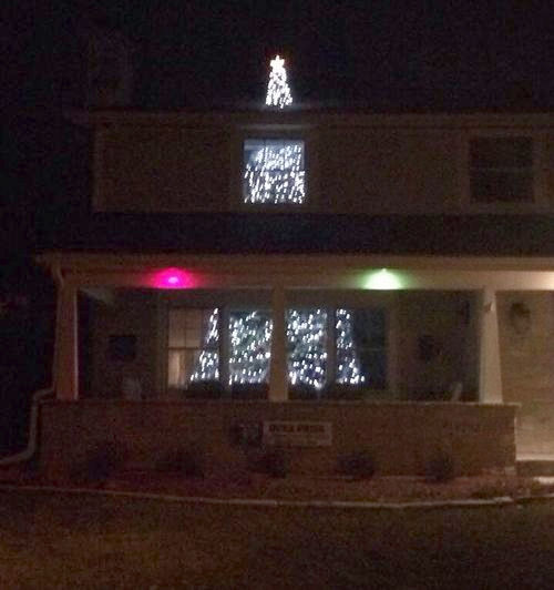 大きなクリスマスツリー02