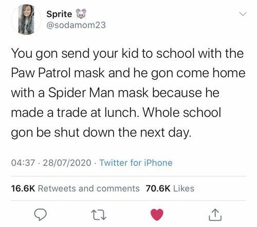 小学生がマスク交換してしまい翌日学級閉鎖01