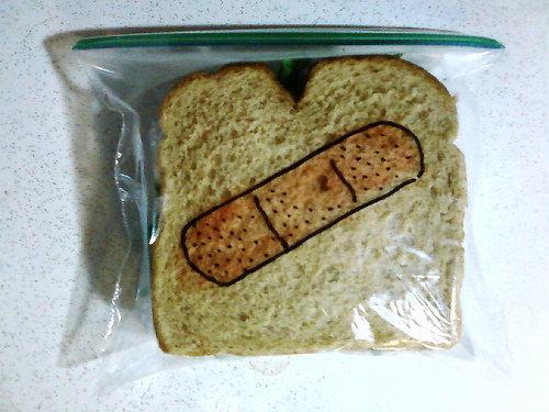 サンドイッチアート15