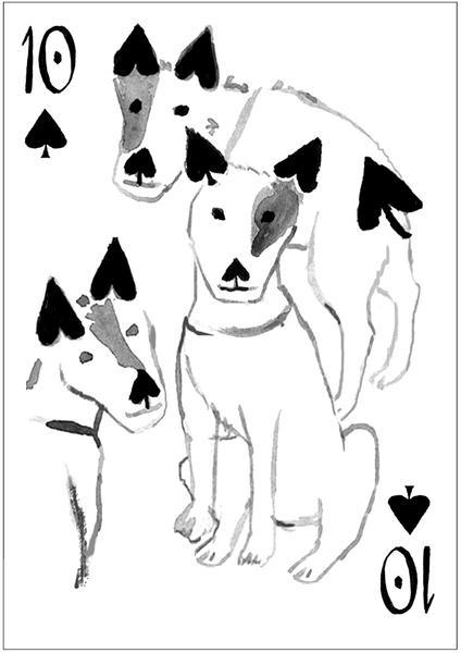 犬のトランプ04