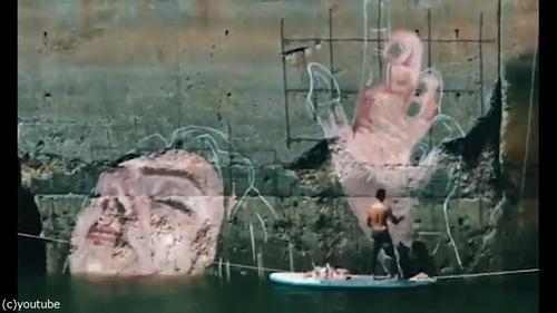 海岸の壁画の描き方03