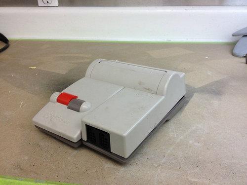 スチームパンク風ファミコン01