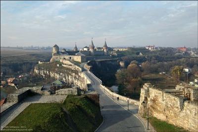 ウクライナの城01
