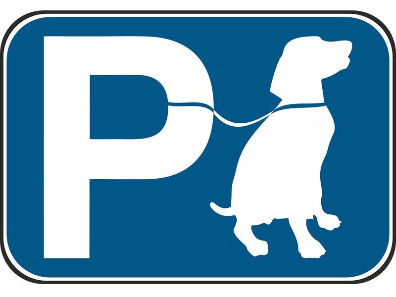 フィンランドのスーパーには…犬用のパーキングスポットがある