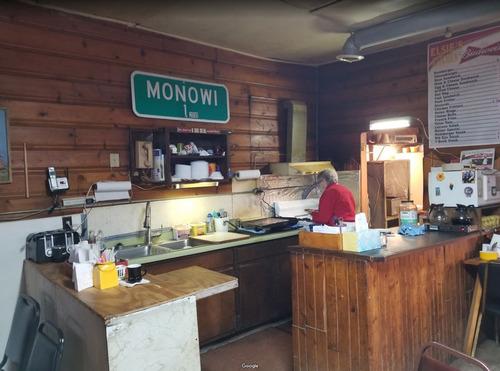 住民が1人しかいない村モノウィ06