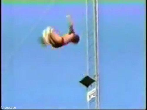 「飛込競技」のギネス記録09